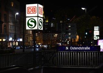 GERMANY-FRANKFURT-URBAN RAIL-ACCIDENT