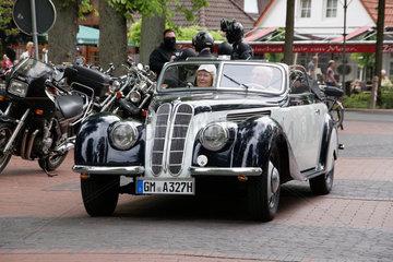 Bad Zwischenahn  Deutschland  Oldtimertreffen des BMW Veteranen-Club Deutschland e.V.