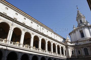 San Ivo alla Sapienza in Rom