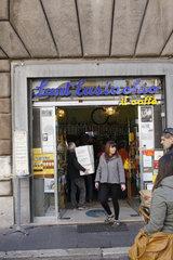 il caffè Sant' Eustachio in Rom