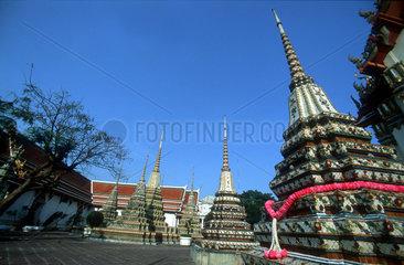 Thailand Bangkok  Wat Po