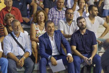 Stavros Theodorakis  Vorsitzender der griechischen Partei To Potami