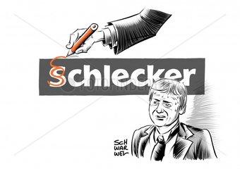 Schlecker : vorsaetzlicher Bankrott