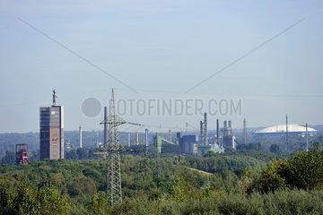 Deutschland  Kokerei Prosper in Bottrop im Ruhrgebiet