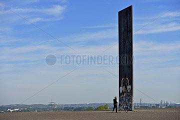 Deutschland  Halde Schurenbach im Ruhrgebiet