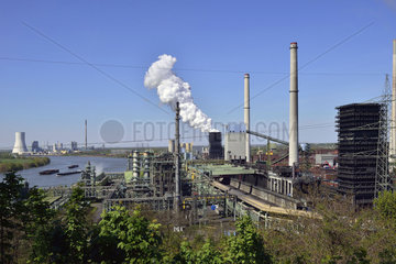Deutschland  Halde im Ruhrgebiet