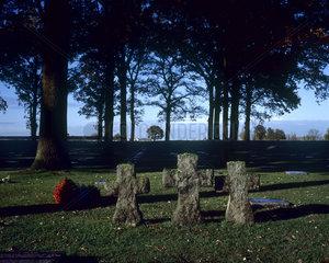 Flanders Fields  Langemark
