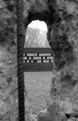 Berlin  Deutschland  Gedenkstaette Berliner Mauer