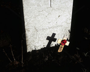 Flanders Fields  War Cemetery Tyne Cot