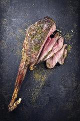 Barbecue Hauch of Venison