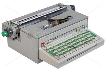 elektrische Schreibmaschine Olivetti Praxis 48  1964