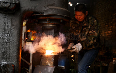 #CHINA-HEBEI-BLACKSMITH-SWORD MAKING (CN)