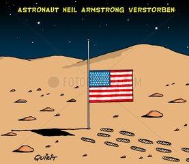 Neil Armstrong verstorben