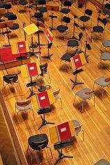 Hamburg  Deutschland  im Konzertsaal der Laeiszhalle