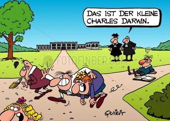 Charles Darwins Jugend