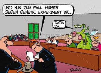 Wunderwelt der Gentechnik