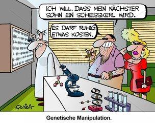 Genetik fuer Paten