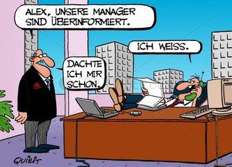 Managerweisheiten