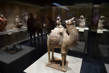 CHINA-SHANXI-GREAT WALL-CULTURE-EXHIBITION (CN)
