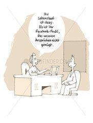 Das Facebook Profil gen?gt nicht