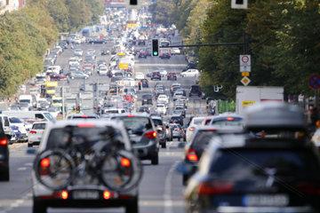Strassenverkehr  Berlin