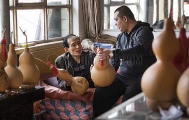 CHINA-SHANXI-QINYUAN-POVERTY ALLEVIATION (CN)