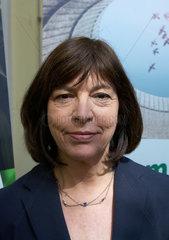 Berlin  Deutschland  Rebecca Harms  Spitzenkandidatin von Buendnis 90/Die Gruenen fuer die Europawahl 2014