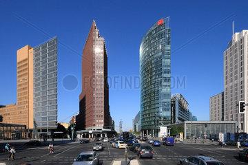Berlin  Deutschland  Potsdamer Platz