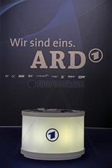 Empfangsbereich der ARD Halle auf der Internationalen Funkausstellung IFA 2011  Berlin  Deutschland Europa