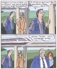 Bahnprivatisierung