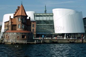 Stralsund  Deutschland  das Ozeaneum