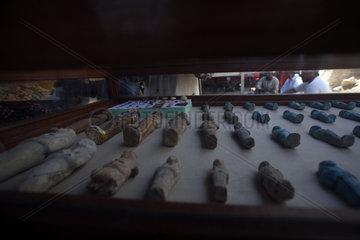 EGYPT-LUXOR-ARCHAEOLOGY-TOMB
