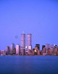New York vor 9