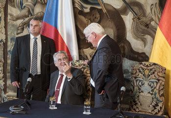 Zeman + Steinmeier