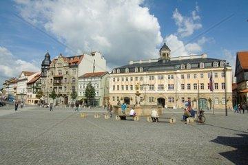 Schloss in Eisenach