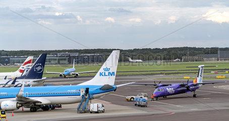 Flughafen Schipol