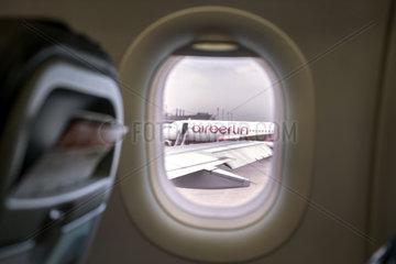Air Berlin Flug