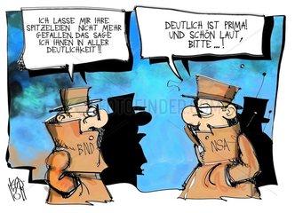 BND und NSA