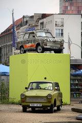 Berlin  Trabi-Safari