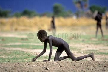 Famine in Sudan and Sahelian Zone - Hungersnot im Sudan