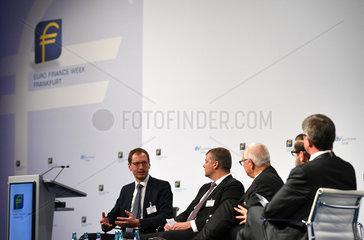 GERMANY-FRANKFURT-21ST EURO FINANCE WEEK FRANKFURT