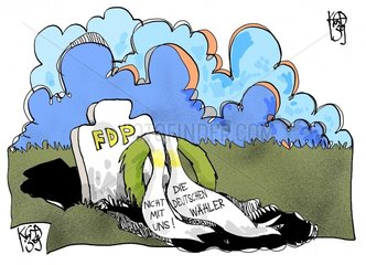 Das Ende der FDP
