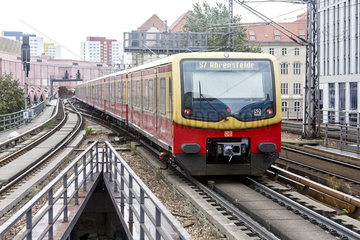 Zug der Berliner S-Bahn