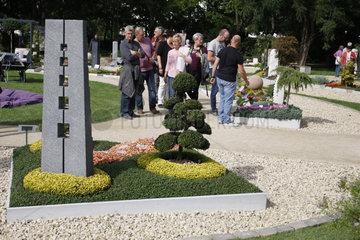 Internationale Gartenausstellung 2017 Grabgestaltung