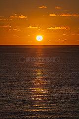 Sunset - Playa Blanca  Lanzarote