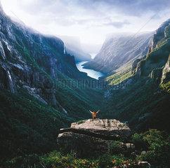 Rocky Harbour  Kanada  Gros-Morne-Nationalpark in der Long Range Mountains