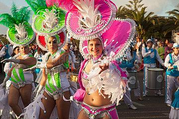 Carnival - Playa Blanca  Lanzarote