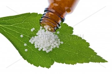 Globules in the treatment of diseases in the gentle  alternative medicinessTablets and medicines