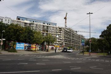 Modellprojekt Moeckernkiez in Berlin Kreuzberg