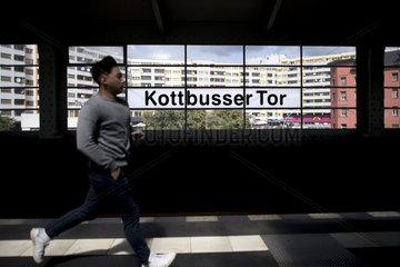 Kottbusser Tor Kreuzberg  Berlin